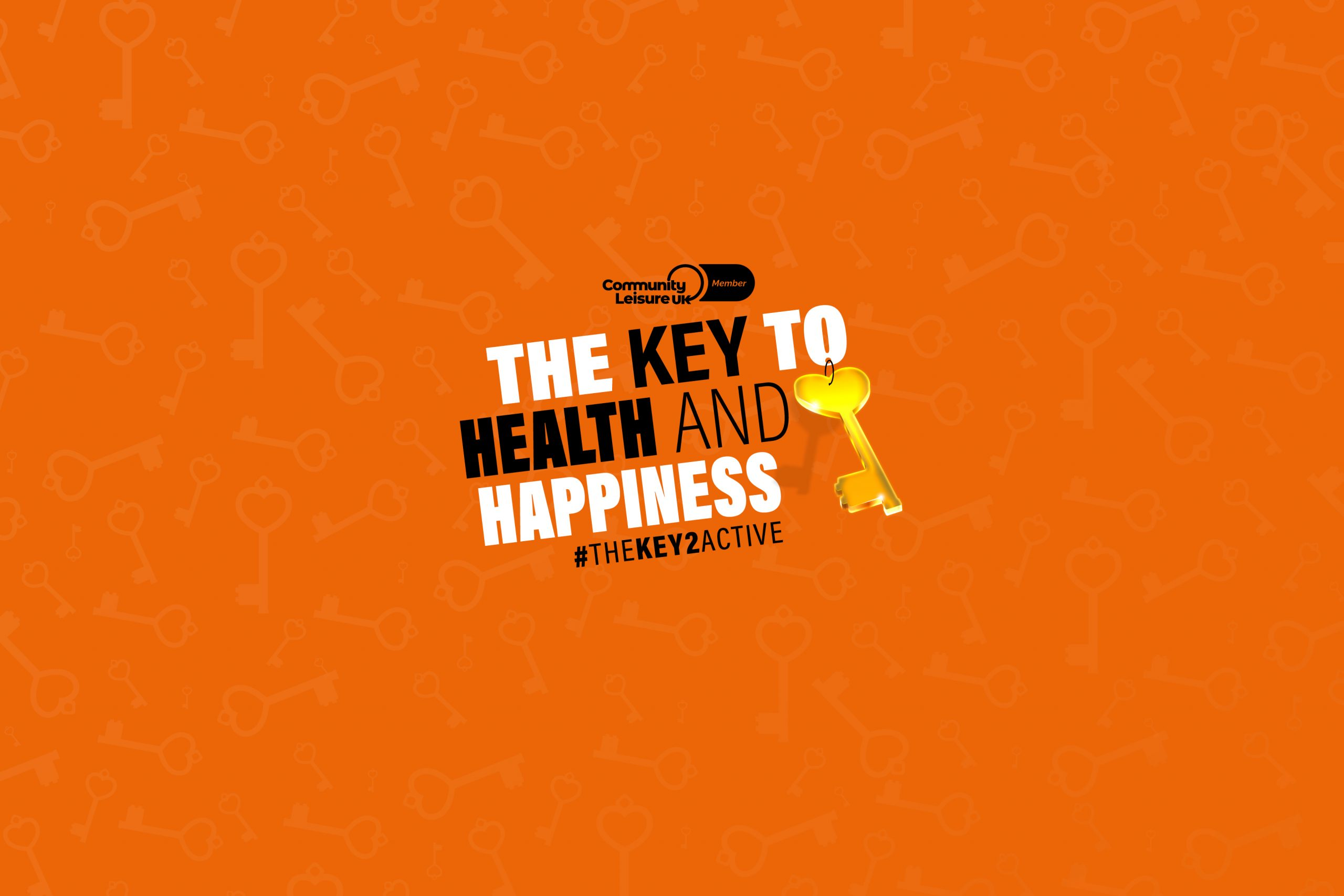 The key to health and happiness
